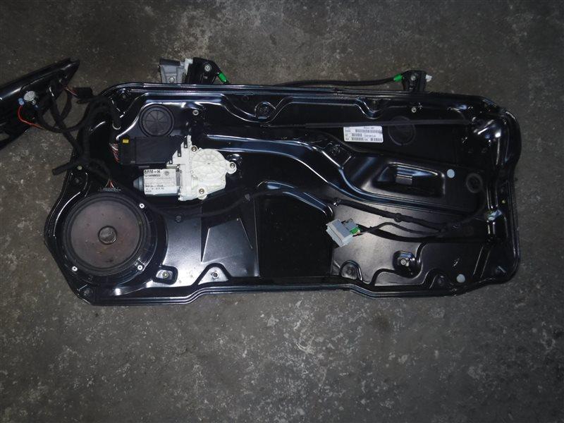 Стеклоподъемник Vw Golf 4 1J1 ALH 2000 передний правый