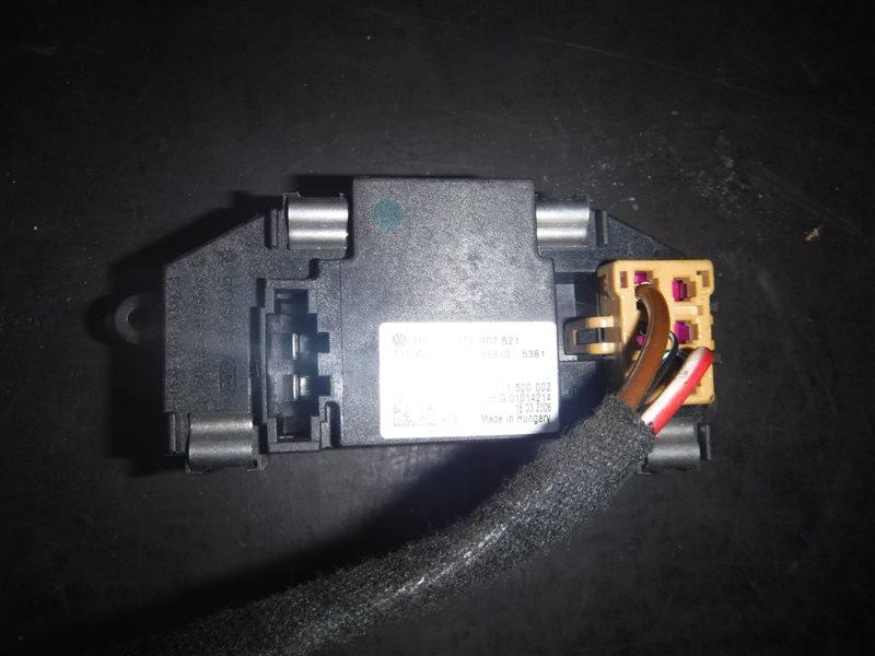 Резистор отопителя Vw Passat B6 3C5 BSE 2004