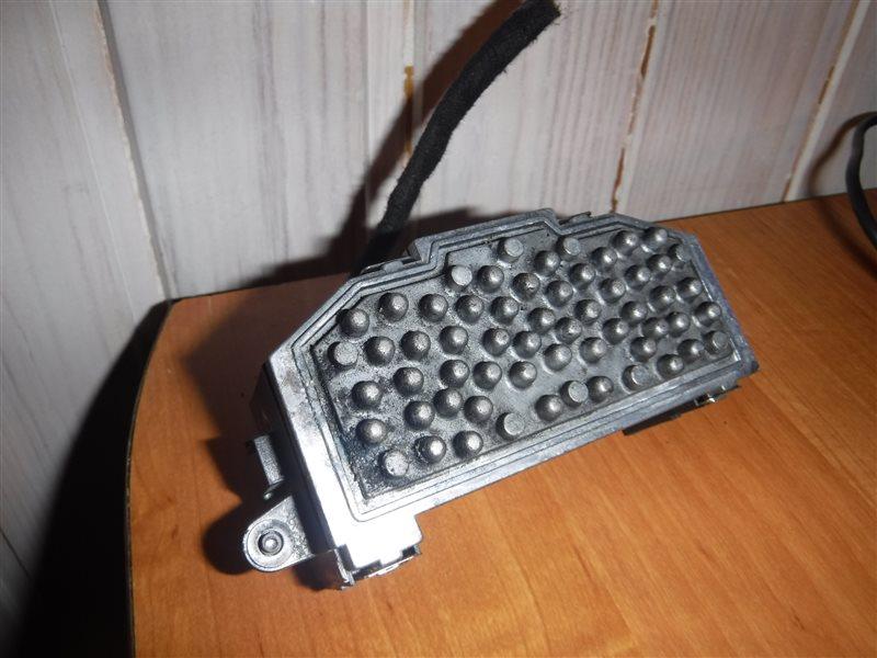 Резистор отопителя Vw Passat B6 3C5 BMP 2005