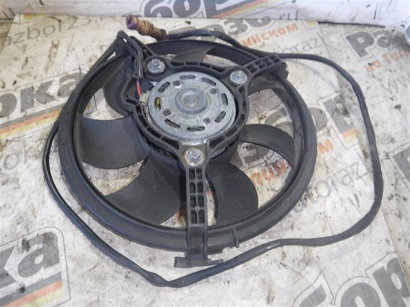 Вентилятор радиатора кондиционера Vw Passat B5 3B5 AHU 1999