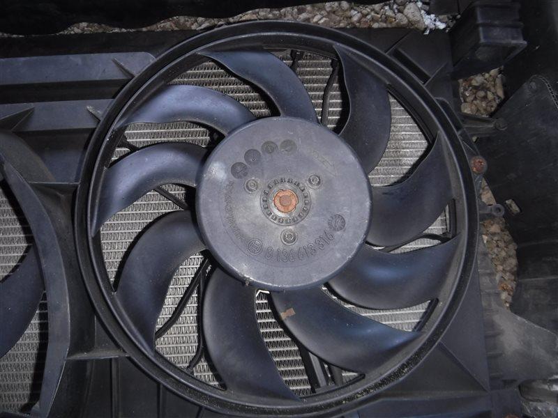 Вентилятор радиатора кондиционера Vw Transporter T5 7HB AXB 2005