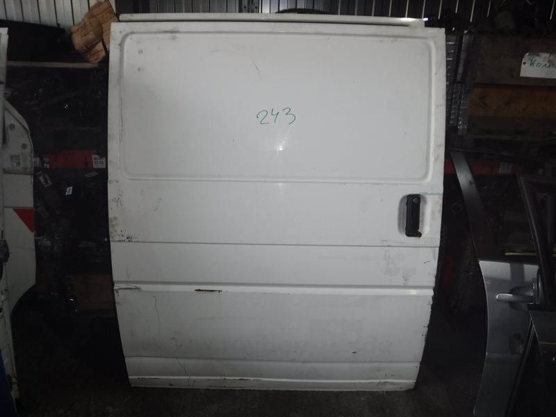Дверь сдвижная Vw Transporter T4 7DB ABL 1991