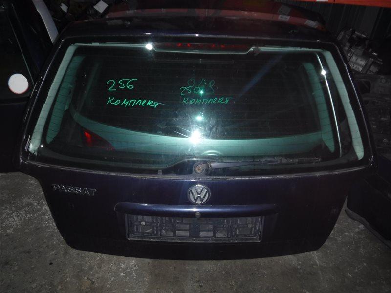Дверь багажника Vw Passat B5 3B5 AEB 1998