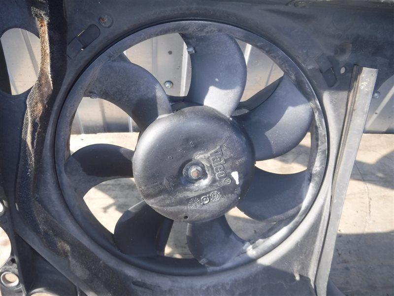 Вентилятор радиатора кондиционера Vw Passat B5 3B5 ADR 1998