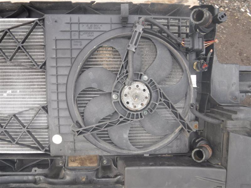 Вентилятор радиатора Vw Golf 4 1J1 AKQ 1999