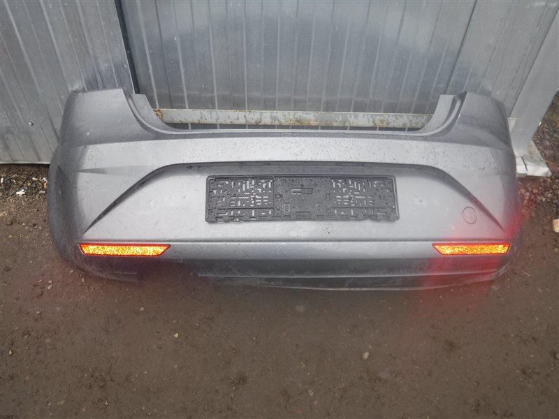 Бампер Seat Leon 1P1 CBZ 2013 задний
