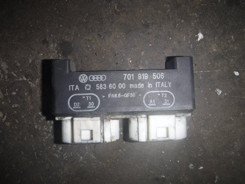 Реле включения вентиляторов Vw Transporter T4 7DB AAB 1994