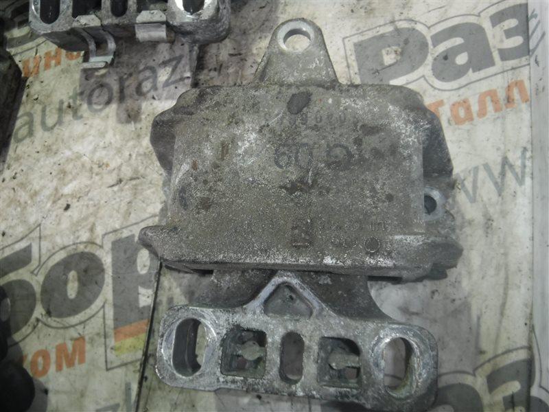 Опора двигателя Vw Golf 4 1J1 AKQ 1999 левая