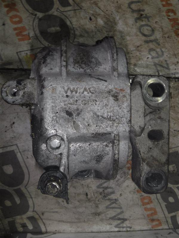 Опора двигателя Vw Golf 5 1K1 CAX 2008 правая