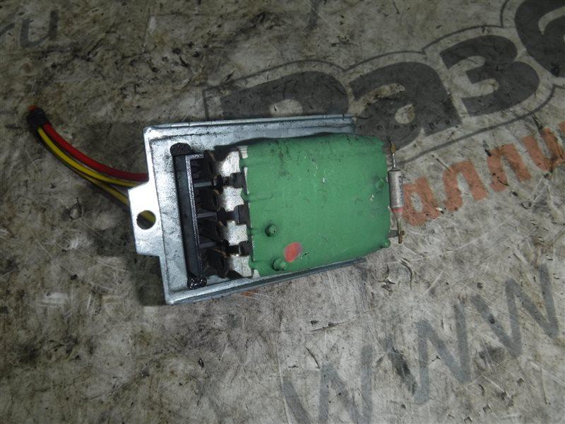 Резистор отопителя Vw Transporter T4 7DB ABL 2000