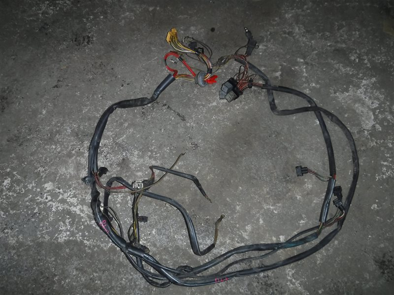 Проводка моторного отсека Vw Transporter T4 7DB AAB 1992