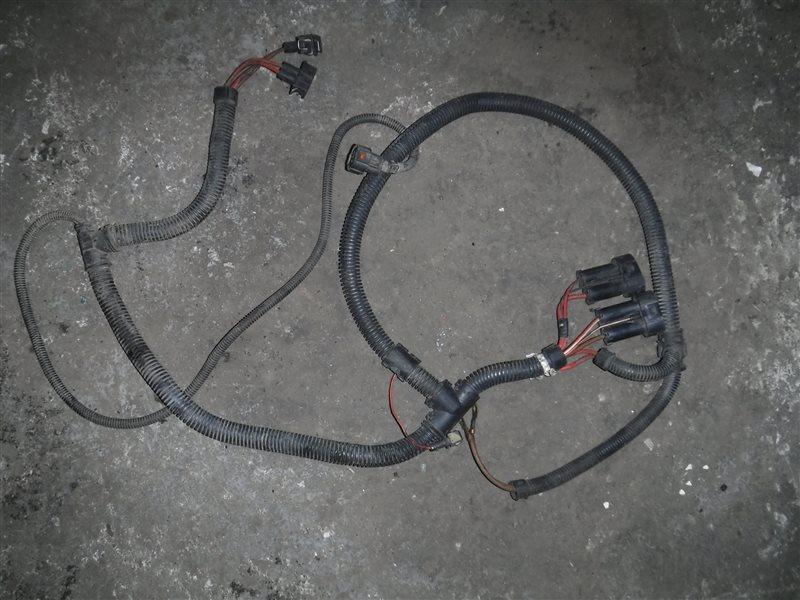 Проводка моторного отсека Vw Transporter T4 7DB AJT 1999
