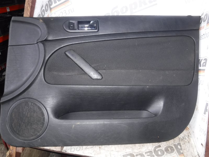 Обшивка двери (карта) Vw Passat B5 3B5 AHL 1997 передняя правая
