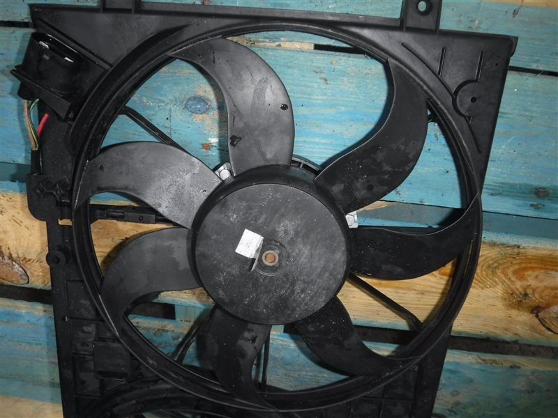 Вентилятор радиатора Seat Leon 1P1 CBZ 2013