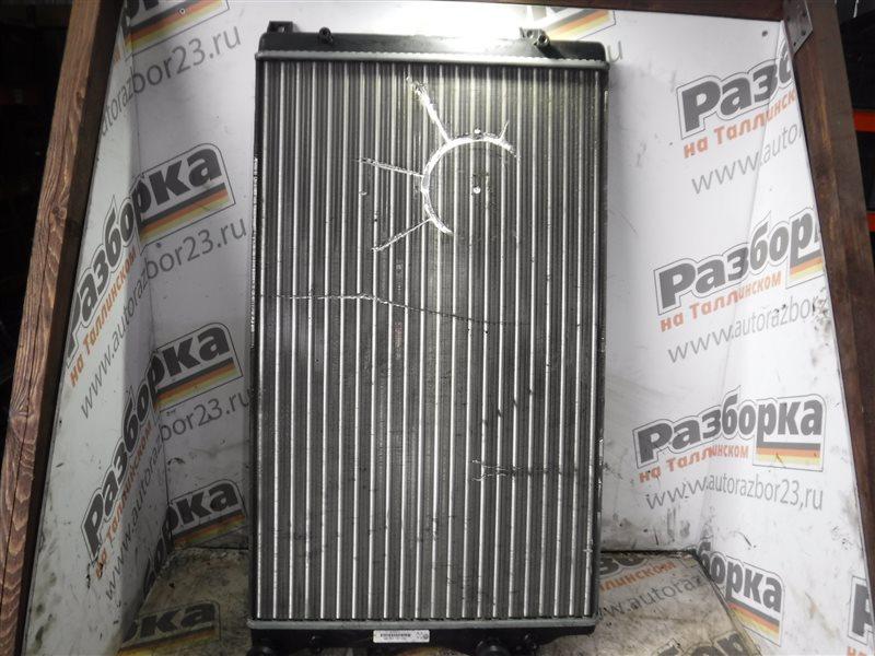 Радиатор двс Seat Leon 1P1 CBZ 2013