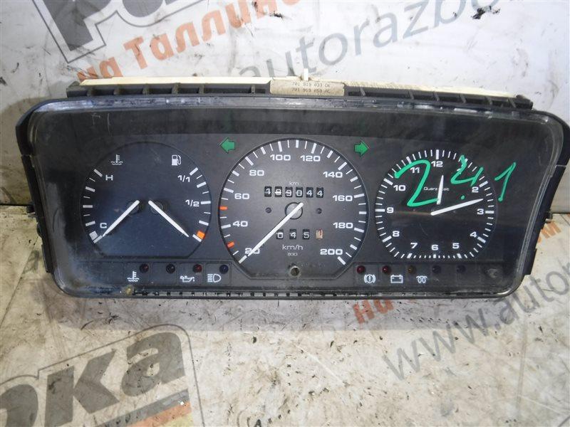 Панель приборов Vw Transporter T4 70XD 1X 1994