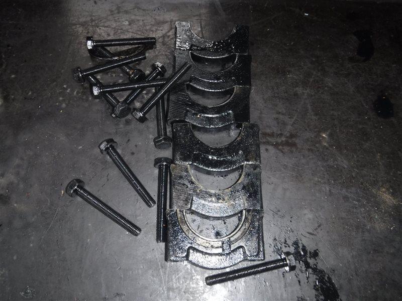 Бугель коленвала коренной Vw Transporter T4 7DB AAB 1991