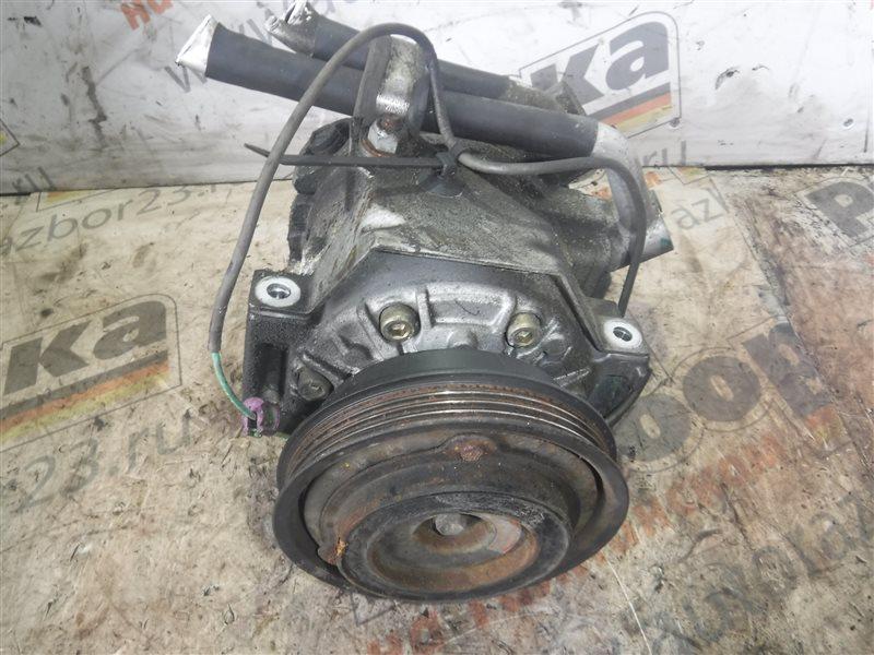 Компрессор кондиционера Vw Passat B5 3B5 AHL 1997
