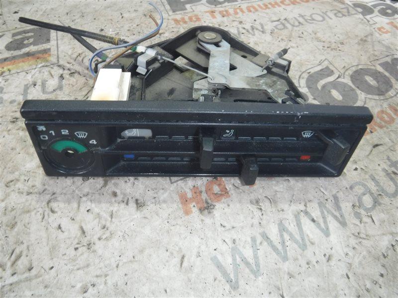 Блок управления отопителем Vw Transporter T4 7DB AAB 1992