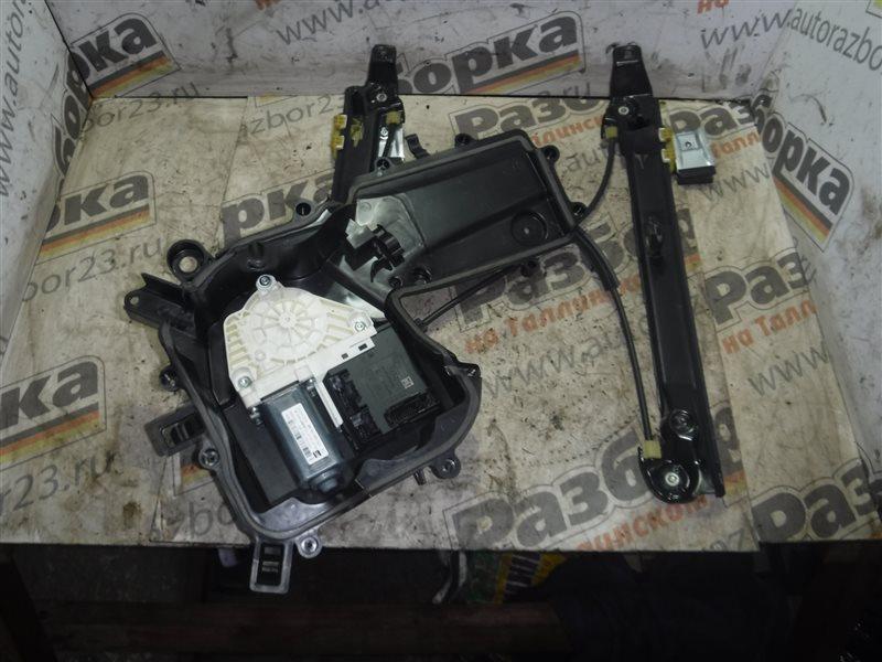 Стеклоподъемник Seat Leon 1P1 CBZ 2013 передний левый