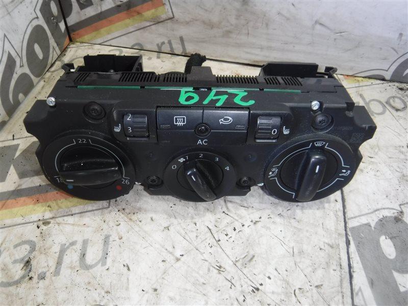 Блок управления климат-контролем Vw Golf 5 1K1 CAX 2008