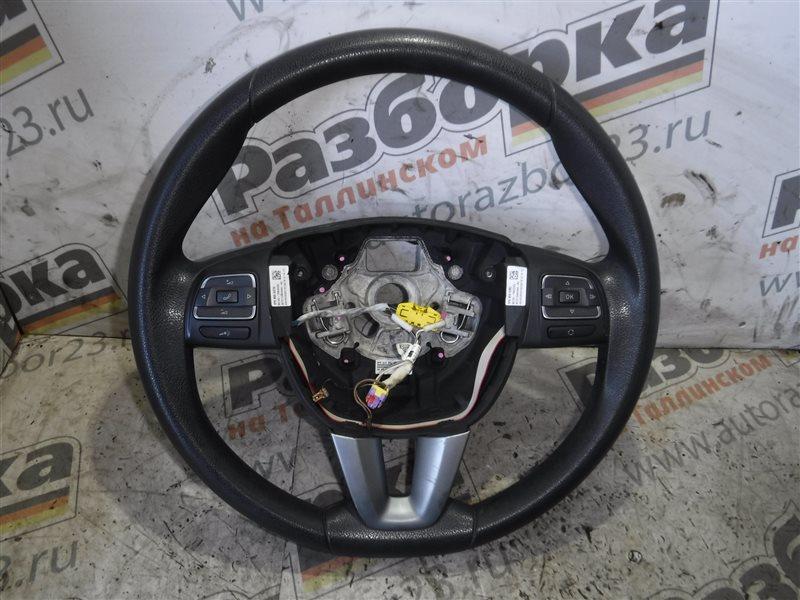 Руль Seat Leon 1P1 CBZ 2013