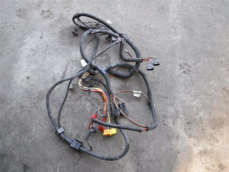 Проводка моторного отсека Vw Transporter T4 7DB ABL 1998