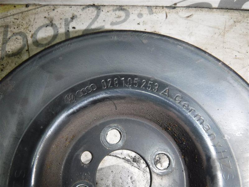 Шкив коленвала Vw Passat B4 3A2 AHU 1993