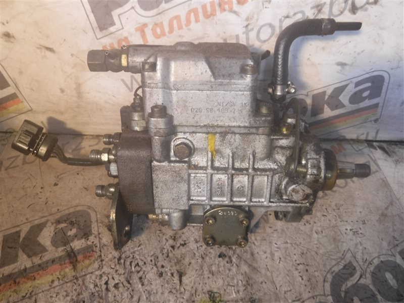 Топливный насос тнвд Vw Golf 3 1H1 ALE 1997