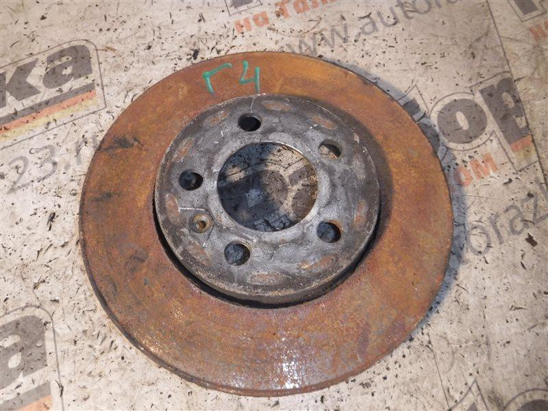 Диск тормозной Vw Golf 4 1J1 AKL 1999 передний