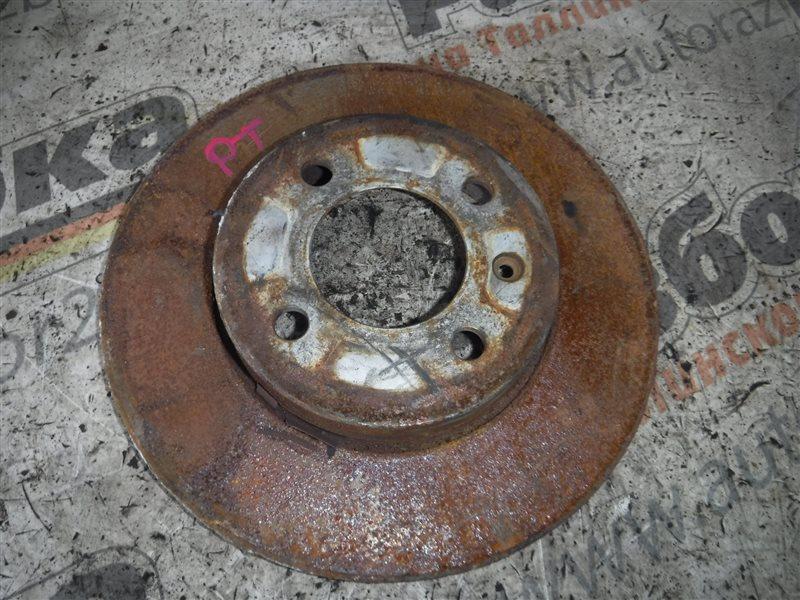 Диск тормозной Vw Passat B4 3A2 ABS 1995