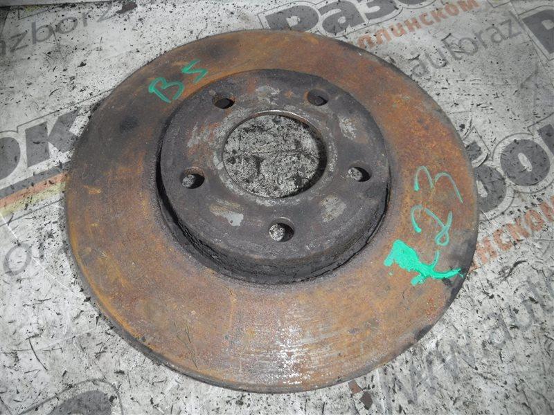 Диск тормозной Vw Passat B5 3B5 AFN 1998