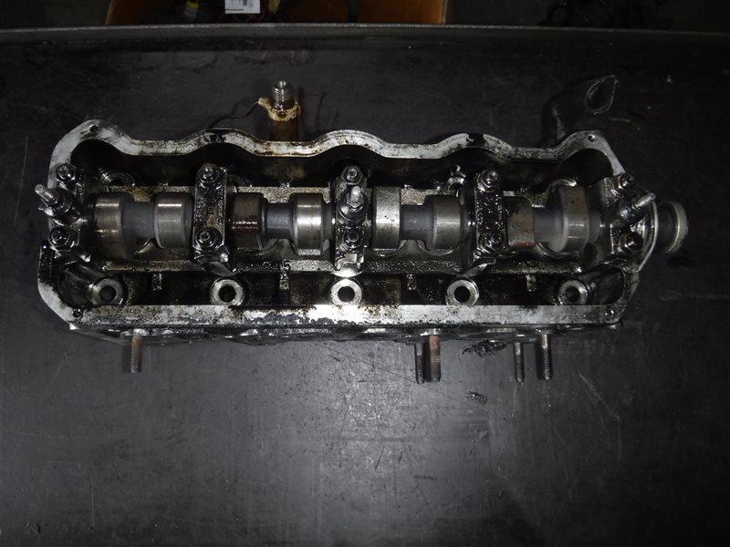 Головка блока цилиндров ( гбц ) Vw Passat B4 3A2 1Z 1993