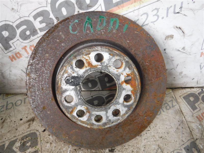 Диск тормозной Vw Caddy 2KB AYQ 2003