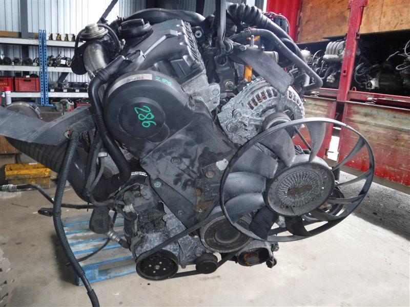 Двигатель Audi A4 B6 AWX 2003