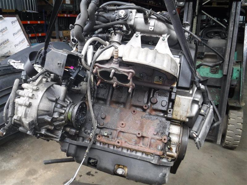 Двигатель Vw Golf 4 1J1 AQY 1999