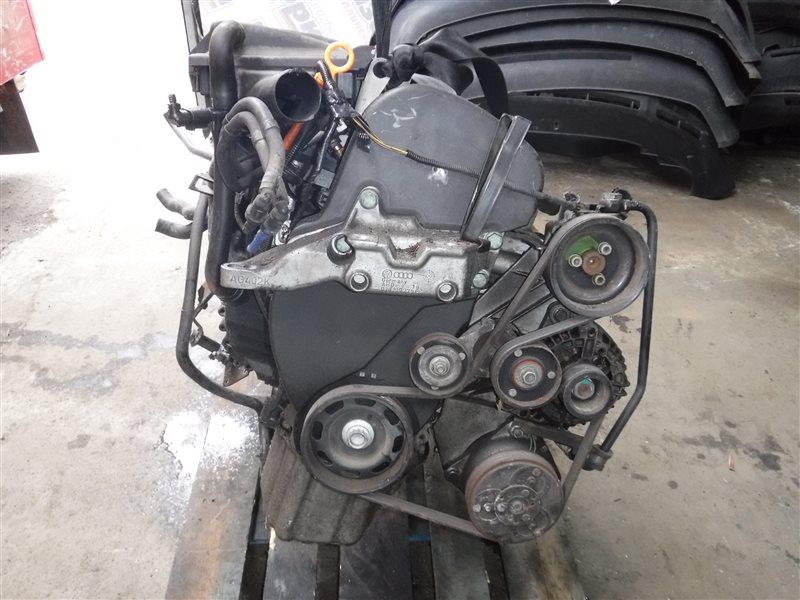 Двигатель Vw Golf 4 1J1 AXP 2001