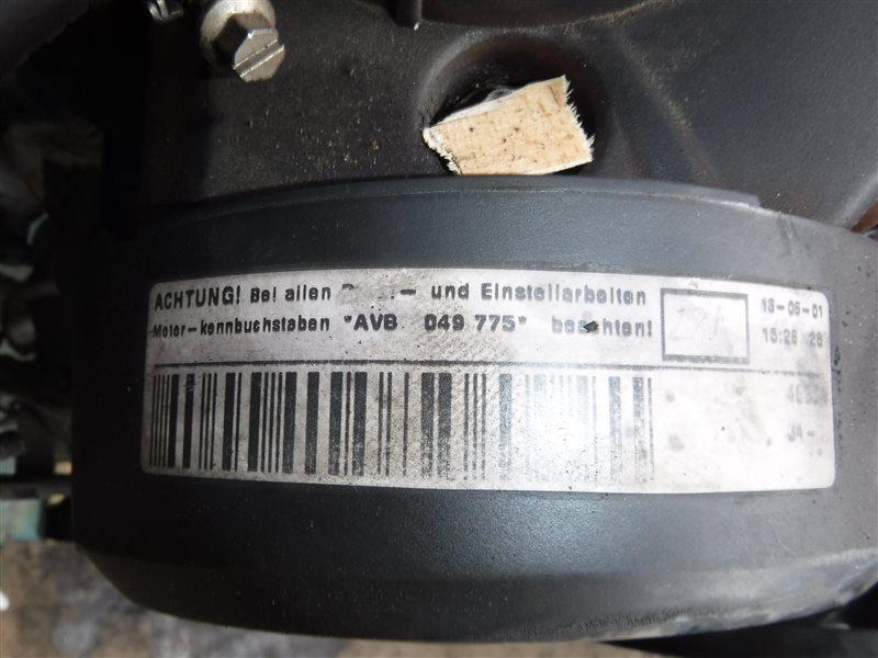 Двигатель Vw Passat B5 3B6 AVB 2003