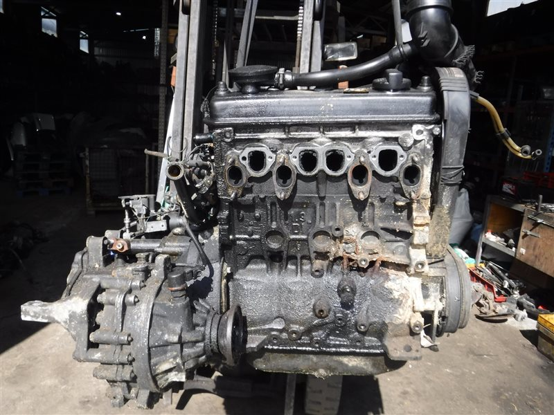 Двигатель Vw Passat B4 3A2 1Z 1995