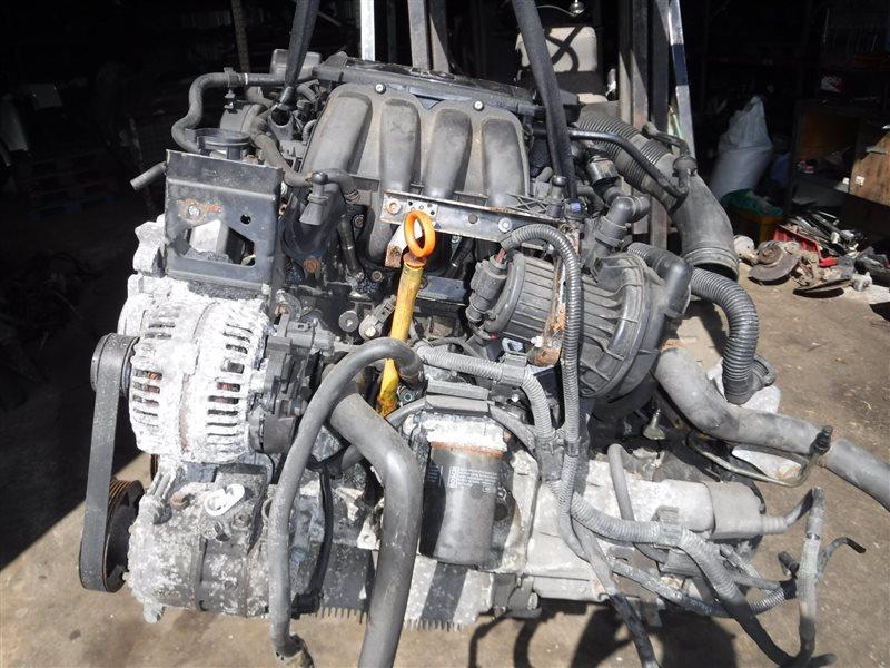 Двигатель Vw Golf 5 1K1 BSE 2006