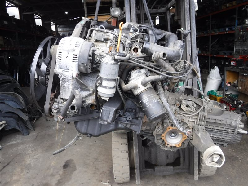Двигатель Vw Passat B5 3B5 AFN 1998