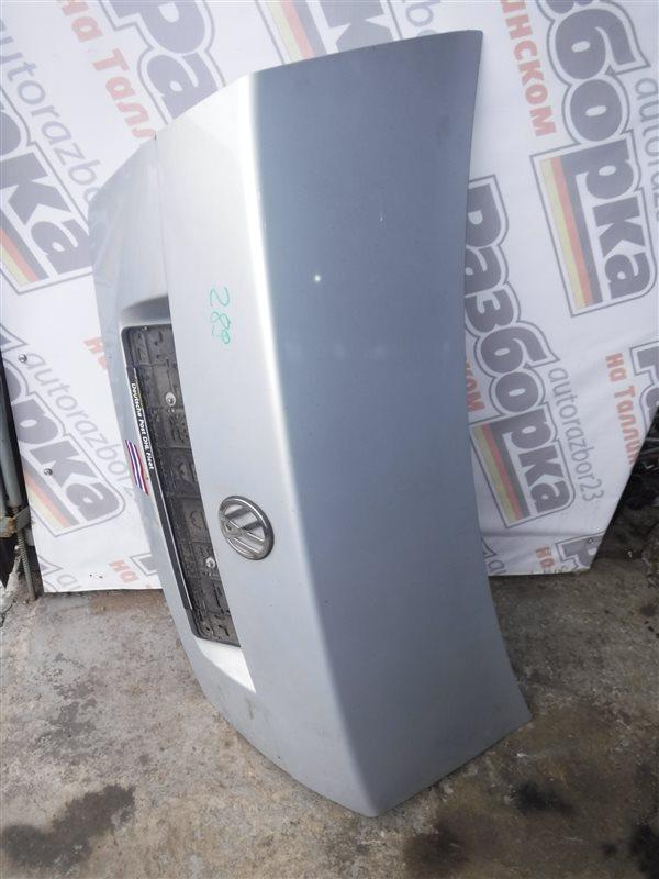 Крышка багажника Vw Bora 1J2 AQY 1999