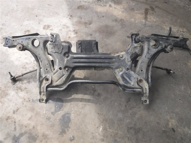 Балка подвески ( подрамник ) Vw Passat B4 3A2 1Z 1995 передняя