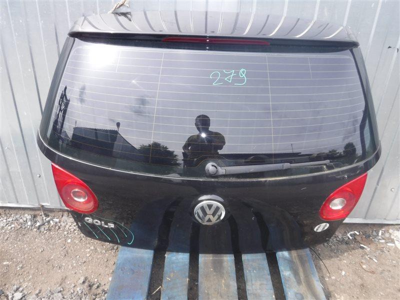 Дверь багажника Vw Golf 5 1K1 BSE 2006