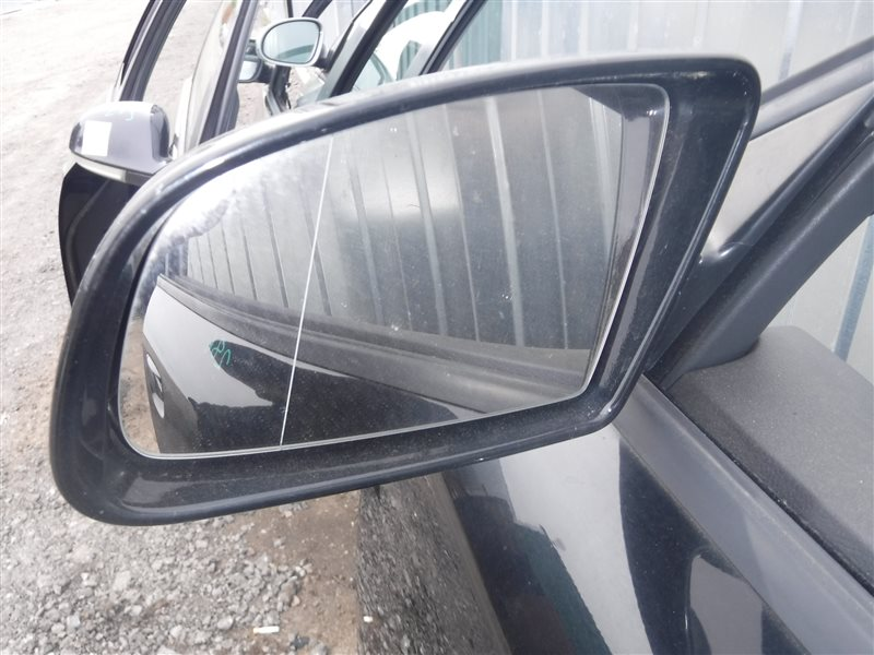 Зеркало Audi A4 B6 AWX 2003 переднее левое