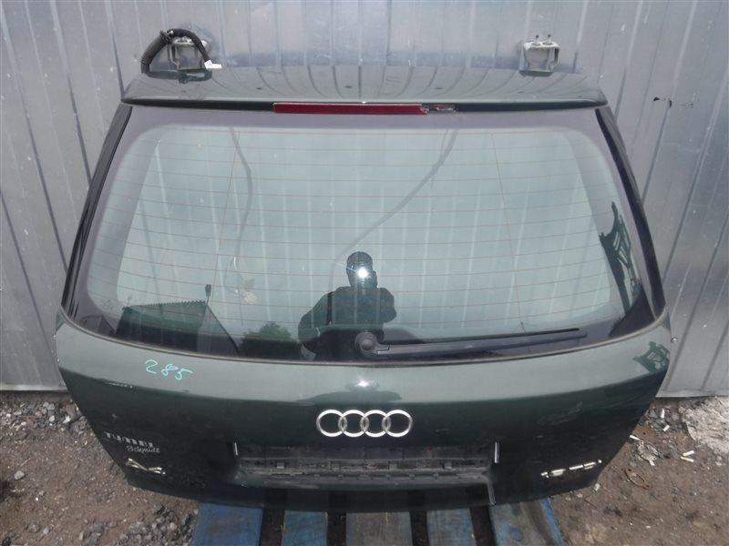 Дверь багажника Audi A4 B6 AVF 2003 задняя
