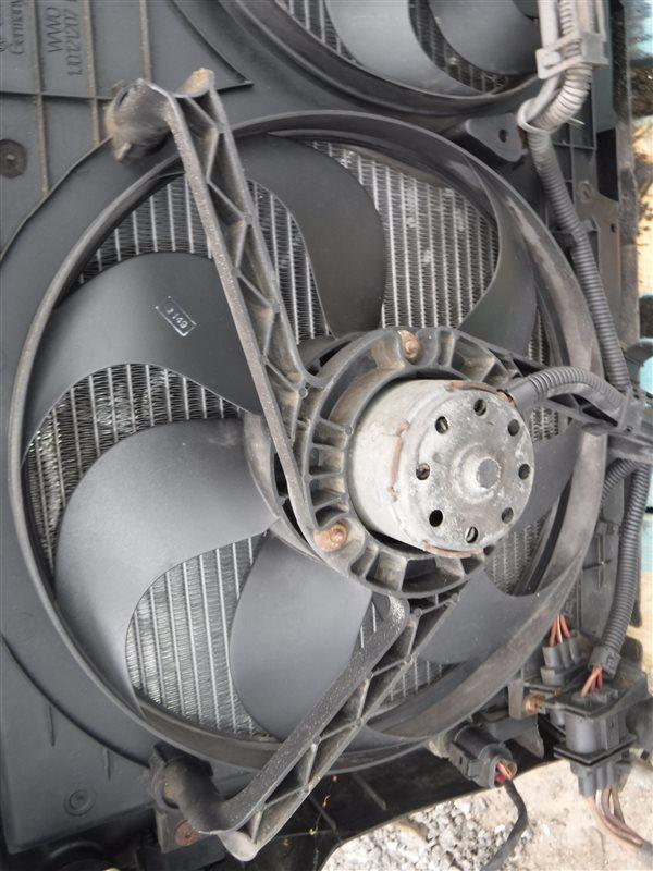 Вентилятор радиатора Vw Bora 1J2 AQY 1999