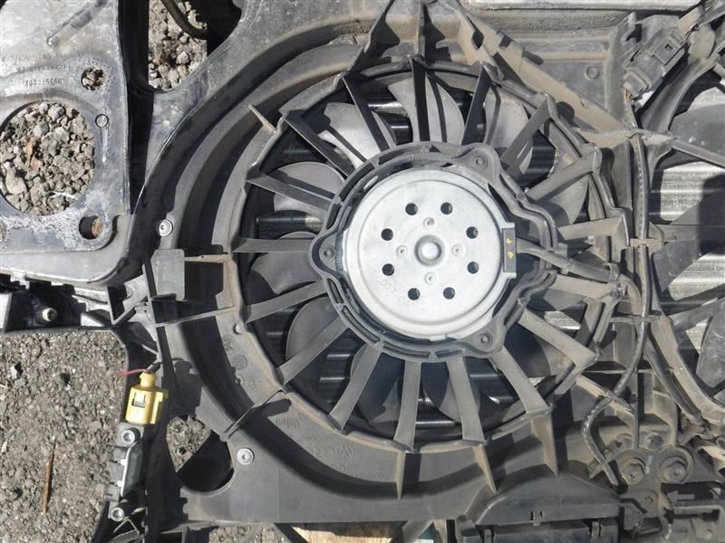 Вентилятор радиатора кондиционера Audi A4 B6 ALT 2003