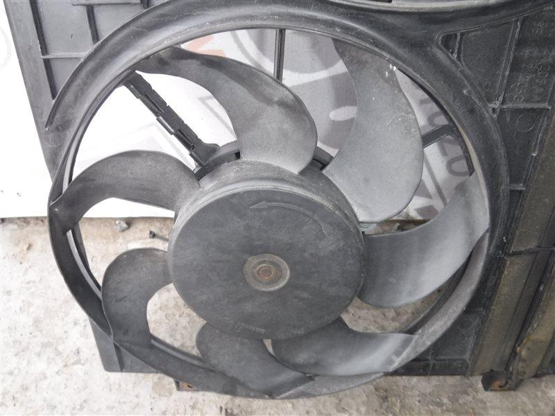 Вентилятор радиатора кондиционера Vw Passat B6 3C5 BMP 2006