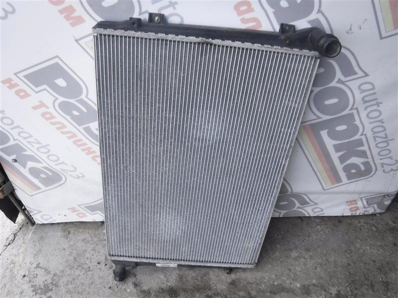 Радиатор двс Vw Passat B6 3C5 BMP 2006